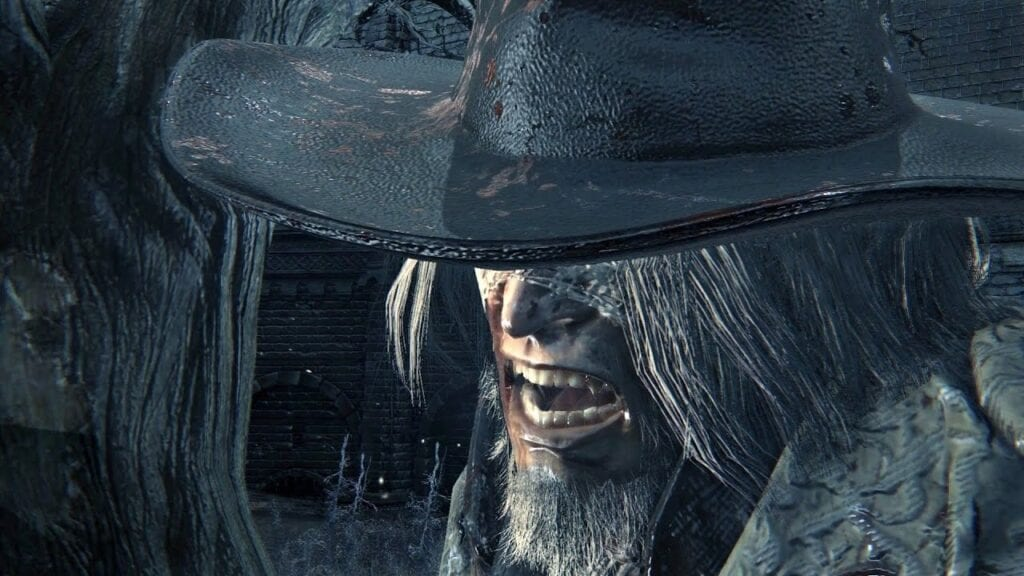 Cut Bloodborne Footage Shows Off Father Gascoigne As A Companion (VIDEO)