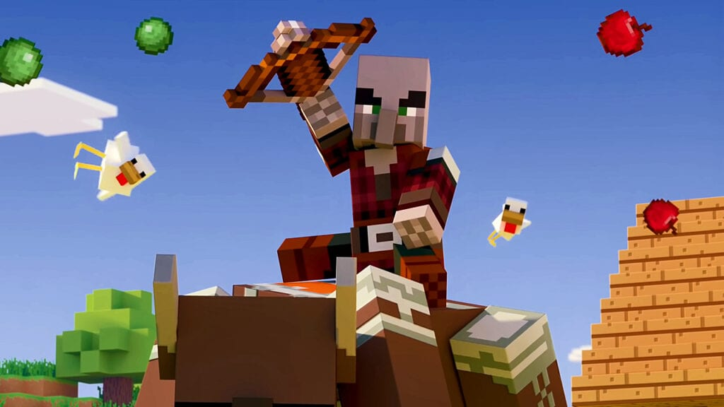 Minecraft's Biggest Update Ever Goes Live With 'Village And