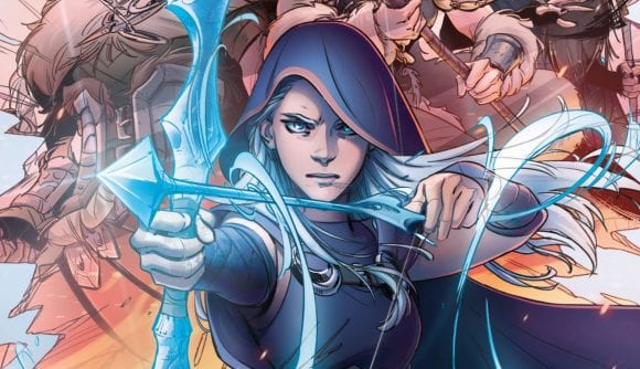 League Of Legends: Ashe's Warmother Comic Series Receives Physical Release (VIDEO)