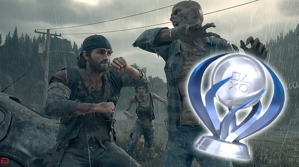 Days Gone Platinum Trophy Rewards