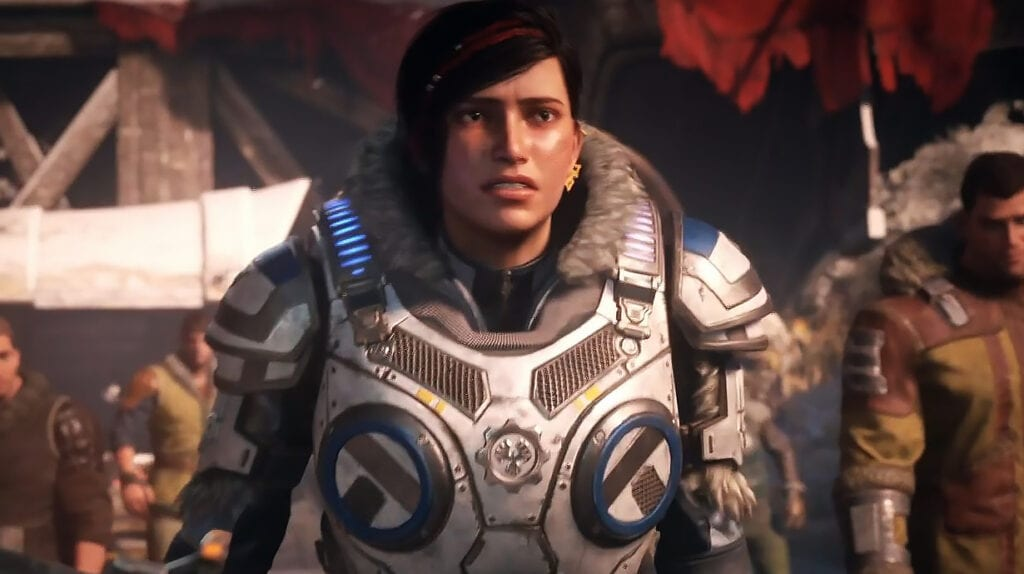 Gears 5 Cover Art Leak