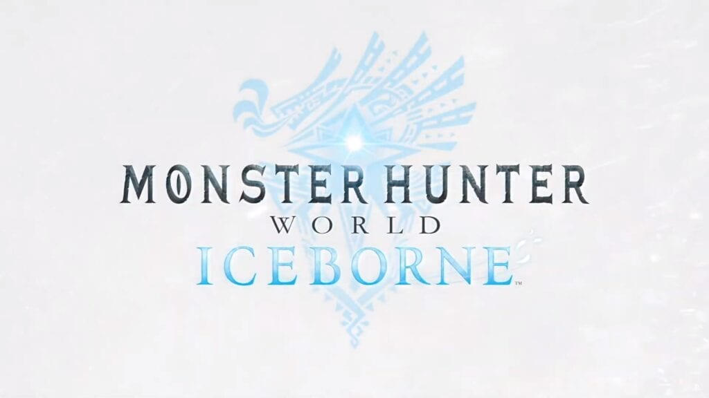 Monster Hunter World: Iceborne Release Date Revealed (VIDEO)