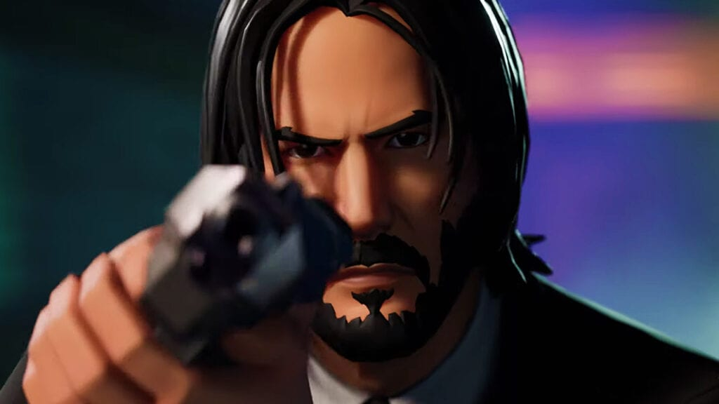 John Wick Fortnite Event and Challenges Now Live (VIDEO)