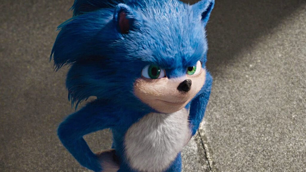 "Live-Acton Sonic Movie Delayed To Make Hedgehog Design ""Just Right"""