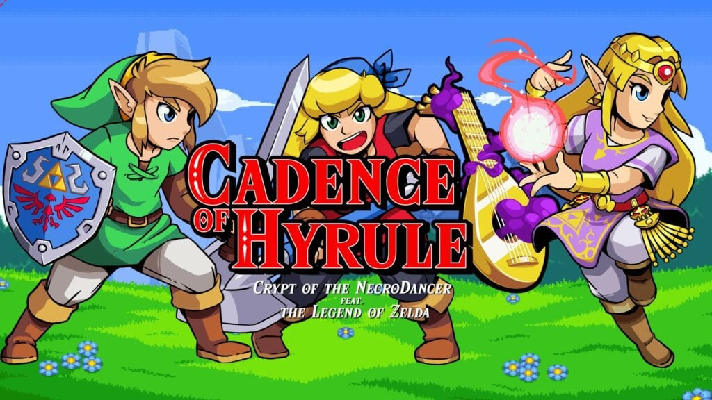 Cadence Of Hyrule Rhythm Game Announced At E3 2019 (VIDEO)