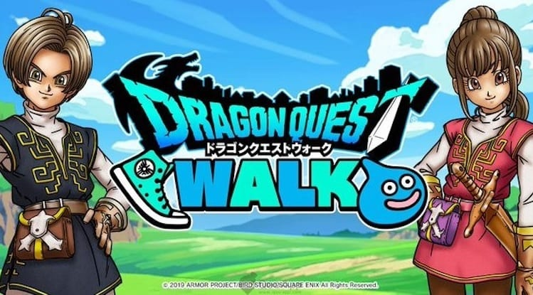Dragon Quest Walk Is Square Enix's Answer To Pokemon GO (VIDEO)