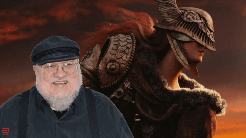 "Elden Ring Alloyed George R. R. Martin To ""Unleash His Creativity"""