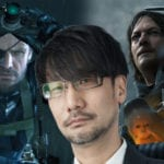 Hideo Kojima Game