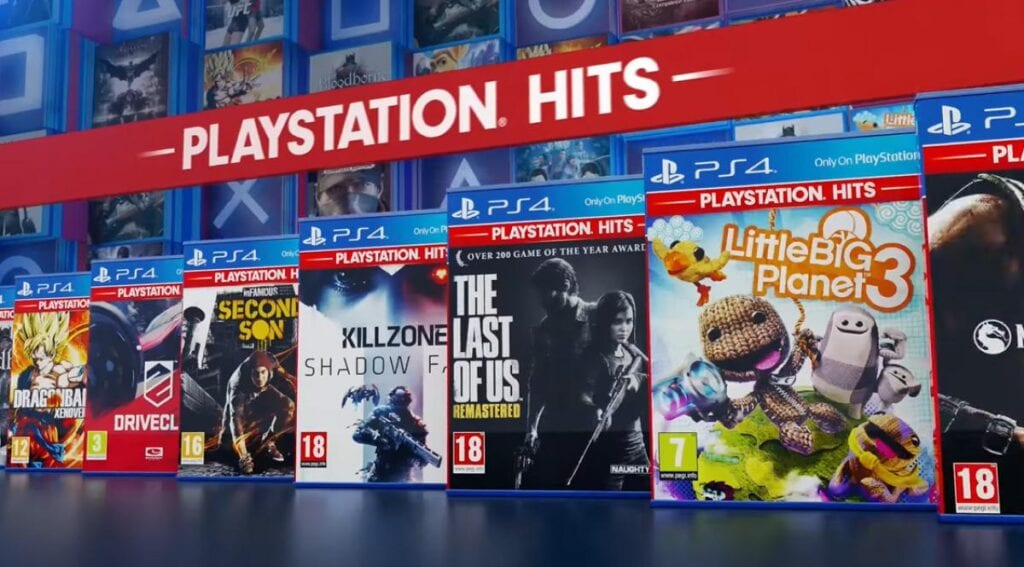 PlayStation Hits Lineup Expanded - Here's What's New
