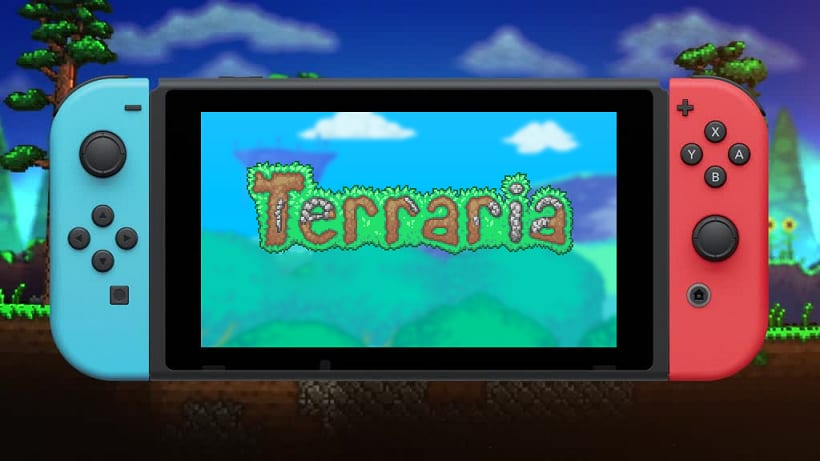 Terraria Nintendo Switch