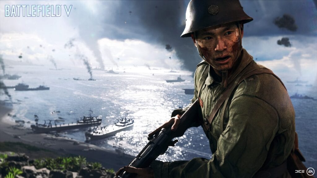 Battlefield V: Chapter 5 Details Announced, Pacific Theater