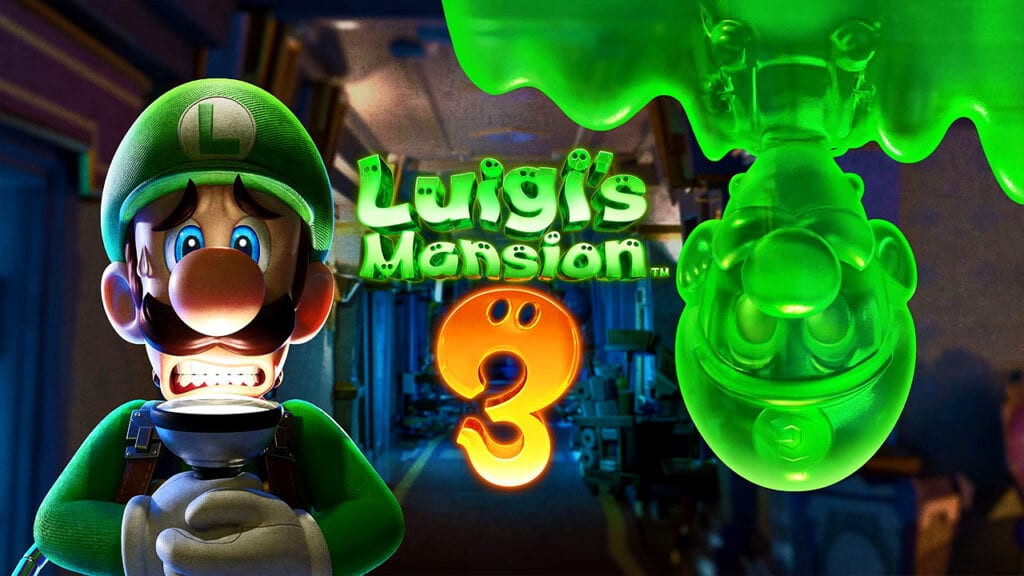 Luigi's Mansion 3 Reveals Spooky New Gameplay And Details (VIDEO)