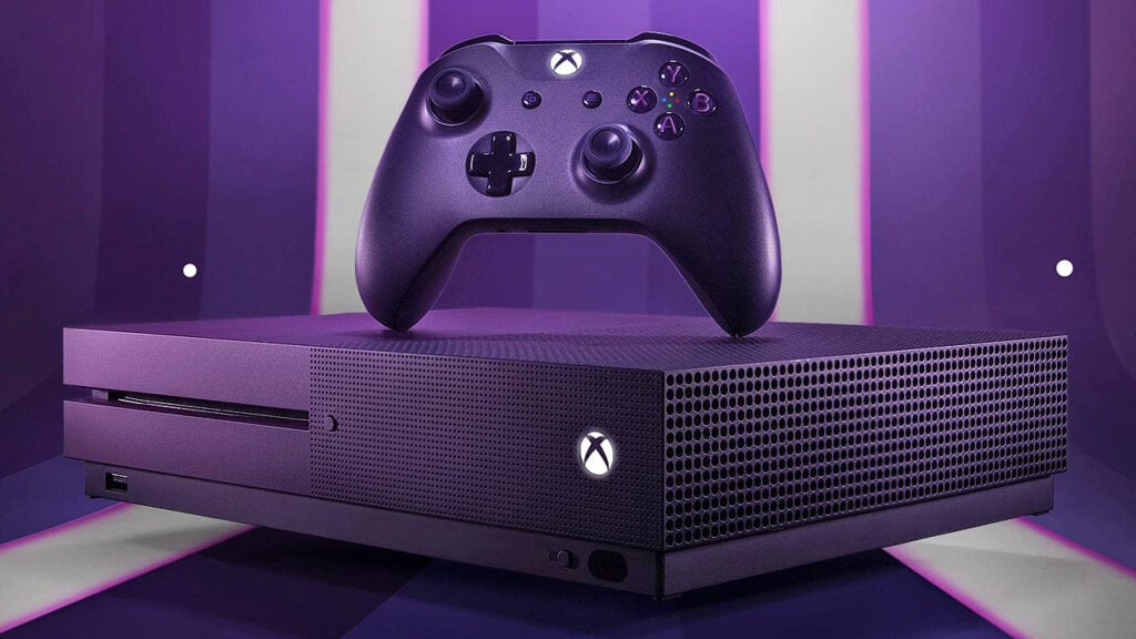 Purple Xbox One S Bundle Officially Revealed