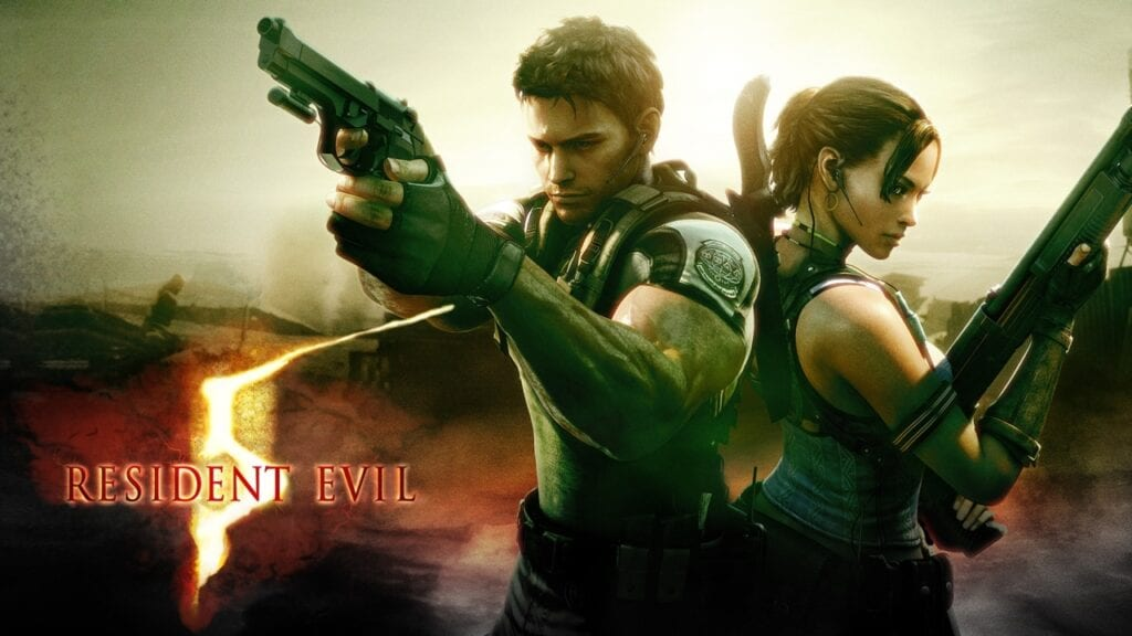 Resident Evil 5, Resident Evil 6 Confirmed For Nintendo Switch (VIDEO)
