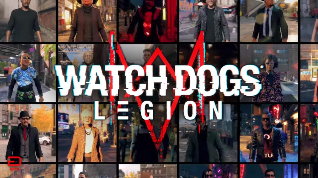 """Watch Dogs Legion """"Play As Anyone"""" Gameplay Explained By Ubisoft (VIDEO)"""
