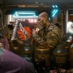 Cyberpunk 2077 Character Interactions