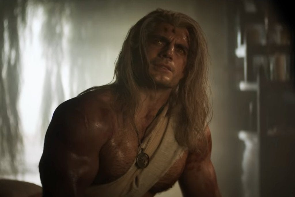Netflix's The Witcher Series Is Officially Getting 'That' Bathtub Scene