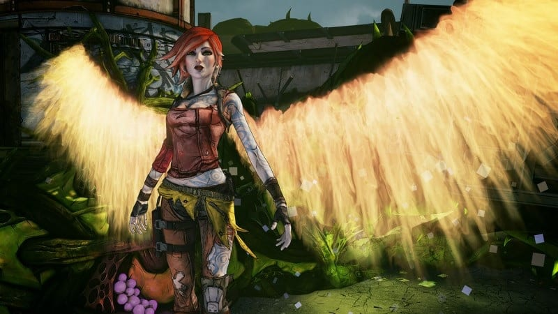 Borderlands 2's Commander Lilith DLC Won't Be Free For Much Longer