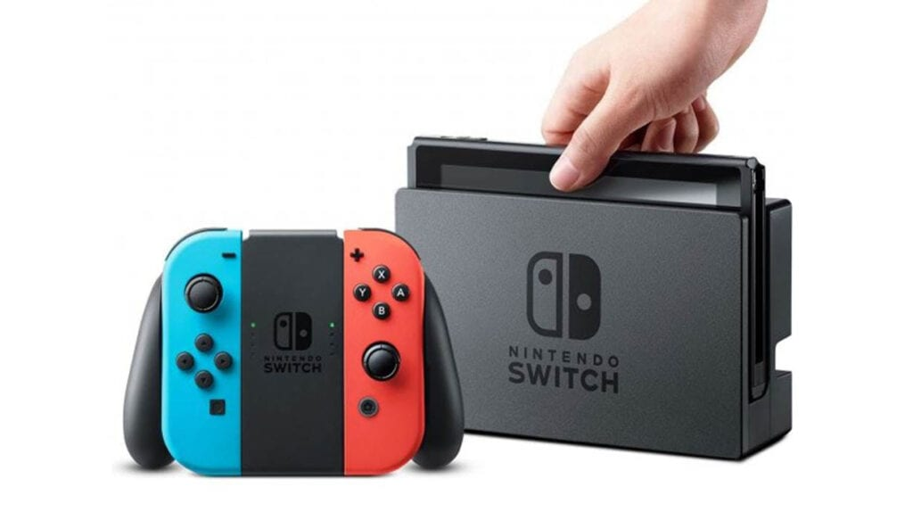 Nintendo Switch Longer Battery