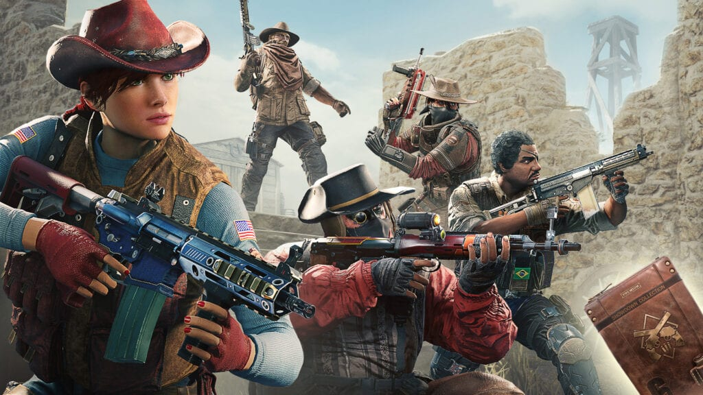 Rainbow Six Siege Showdown Event Brings the Wild West Into
