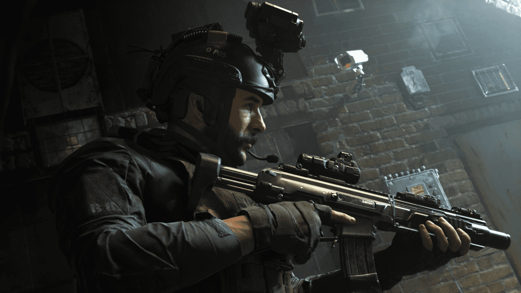 Call Of Duty: Modern Warfare Releases Raw 4K Gunfight Footage (VIDEO)