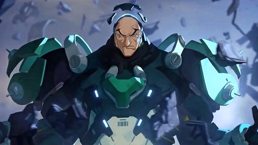 Overwatch Reveals Sigma As Hero 31 In Stunning Trailer (VIDEO)