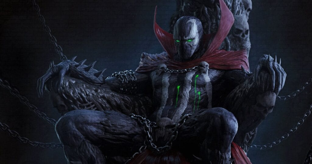 Mortal Kombat 11 Spawn DLC Discussed By Todd McFarlane (VIDEO)