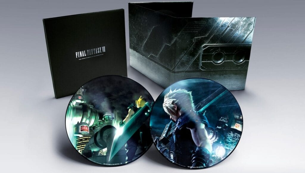 Final Fantasy VII Original & Remake OST Vinyl Release Slated For 2020