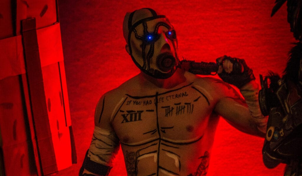 Borderlands Psycho Cosplay