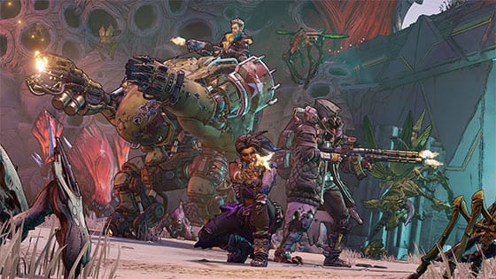 borderlands 3 proving grounds