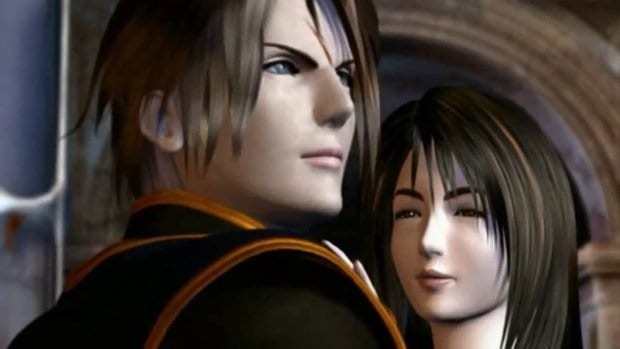 "Final Fantasy VIII Remastered Finally Makes Squall The ""Best Looking Guy Here"" (VIDEO)"