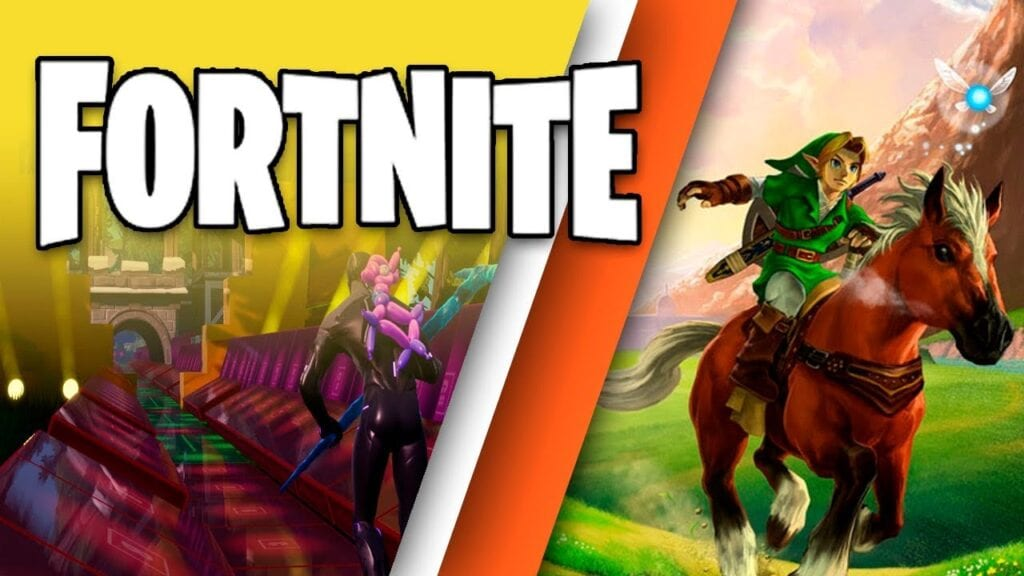 The Legend of Zelda Fortnite