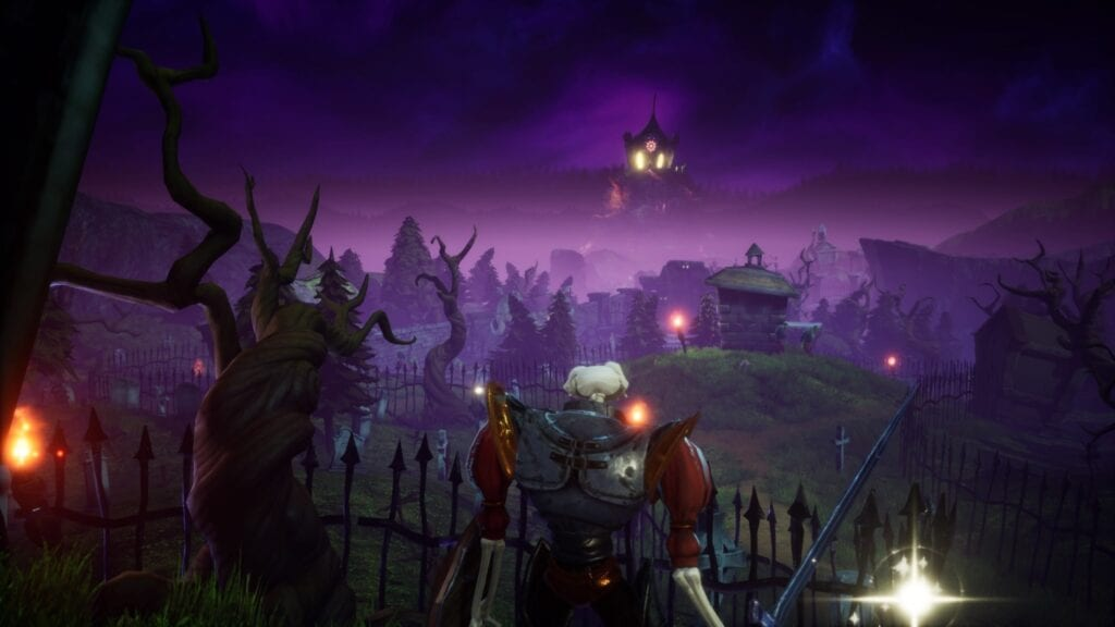 "MediEvil Remake ""Feels Like Dark Souls,"" Says Sony"