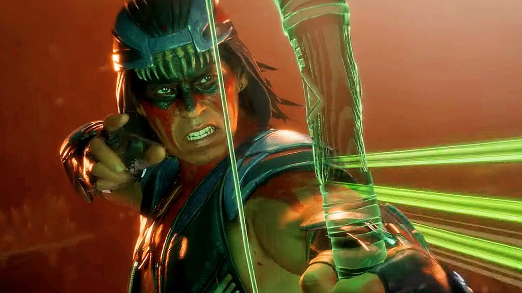 Mortal Kombat 11 Finally Reveals Nightwolf Gameplay (VIDEO)