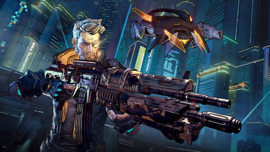 Borderlands 3 Dev Accidentally Streams 4 Hours Of Gameplay