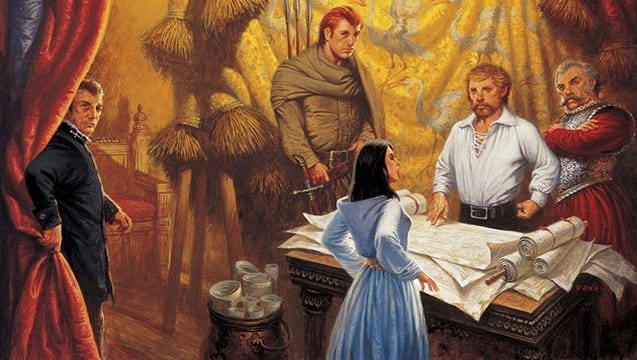 The Wheel Of Time TV Series Cast Officially Revealed